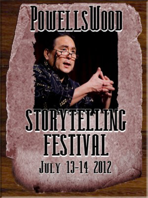 PowellsWood Storytelling Festival